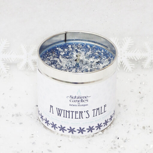 A winters tale candle