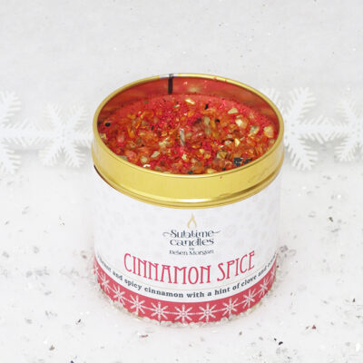 Cinnamon Spice Christmas candle