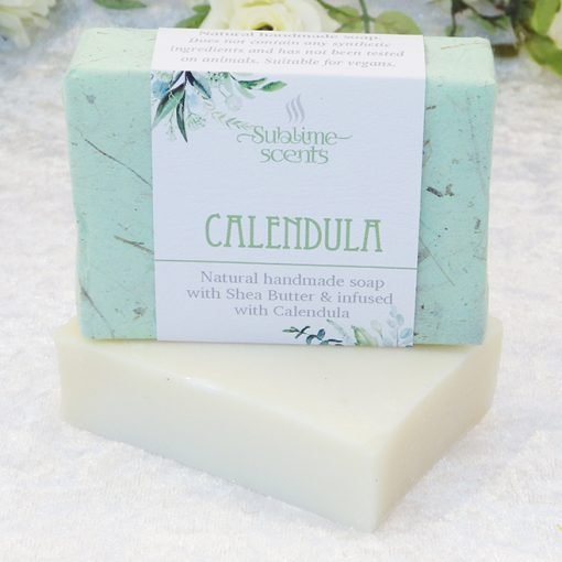 calendula soap