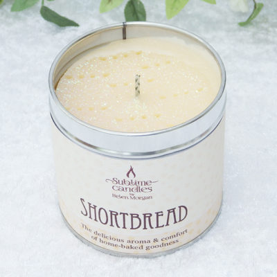 shortbread candle