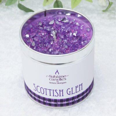 scottish glen candle