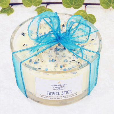 Angel 5-wick candle