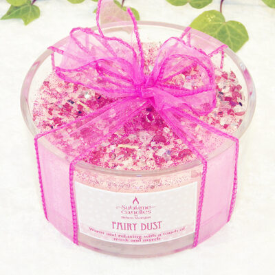 fairy dust 5 wick candle