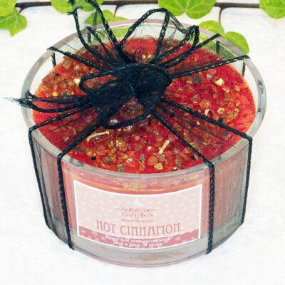 hot cinnamon 5 wick candle