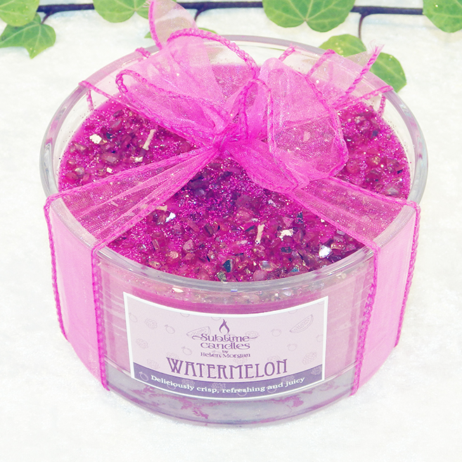 watermelon 5 wick candle