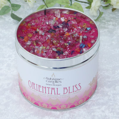 oriental bliss candle