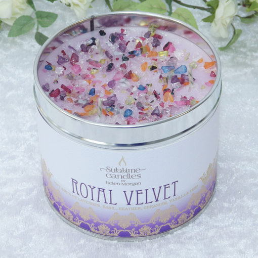 royal velvet candle