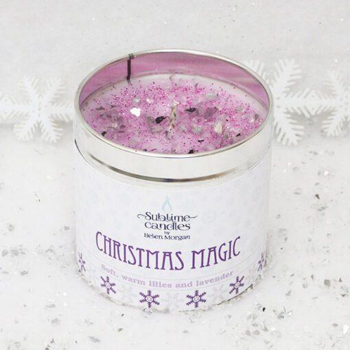 Christmas Magic candle