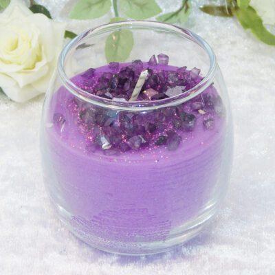 parma violets votive candle