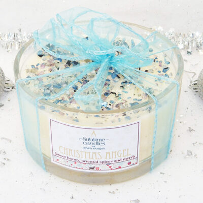Chrisymas Angel 5-wick candle