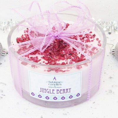 Jingle Berry 5-wick candle