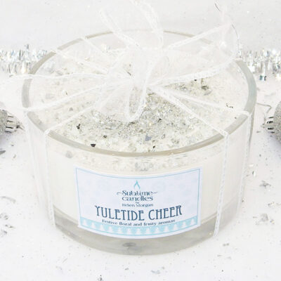 Yuletide 5-wick candle