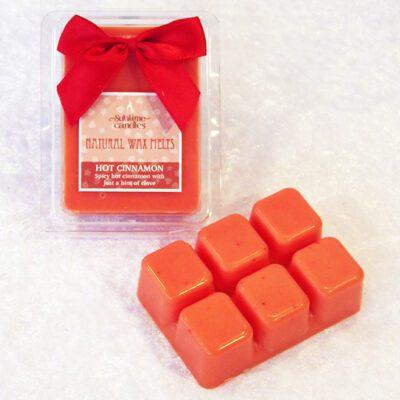 Hot Cinnamon wax melts