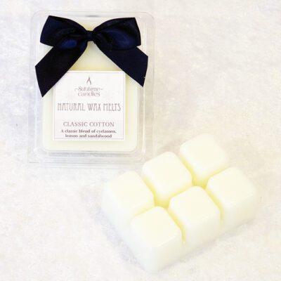 classic cotton wax melts